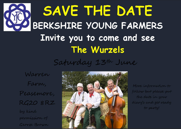 Wurzels Save The Date